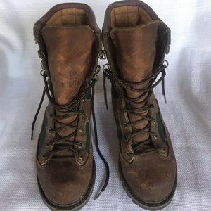 Vintage Orvis Boots Matterhorn Upper Leather 6.5M